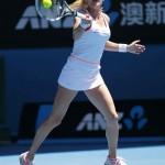 Foto Radwanska - Open-Australia- Miércoles 22-01-2014