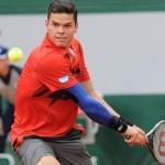 Roland Garros 2014 Raonic2