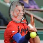 Roland Garros 2014 Raonic