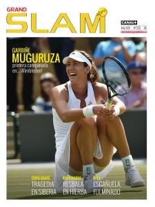 Revista Tenis Grand Slam 235 portada