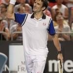 Foto Robredo Open Australia Viernes 17/01/2014