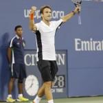 Foto Robredo en US Open 2014
