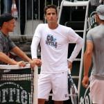 Roland Garros 2014 Feliciano López-Wewitt-Nadal