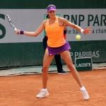 Roland Garros 2014 Muguruza
