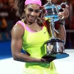 Serena campeona