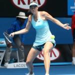 Sharapova - Open-Australia- Lunes 20-01-2014