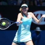 Foto Sharapova Open Australia 2014