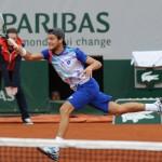 Roland Garros 2014 Sousa