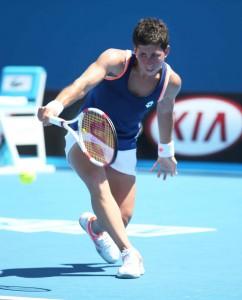 Foto 2 Carla Suarez Open Australia 2014