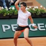 Roland Garros 2014 Carla Suárez