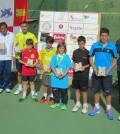 Entrega premios Torneo de la Santa, Ávila