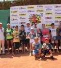 Foto de familia TTK Warriors Tour Alicante
