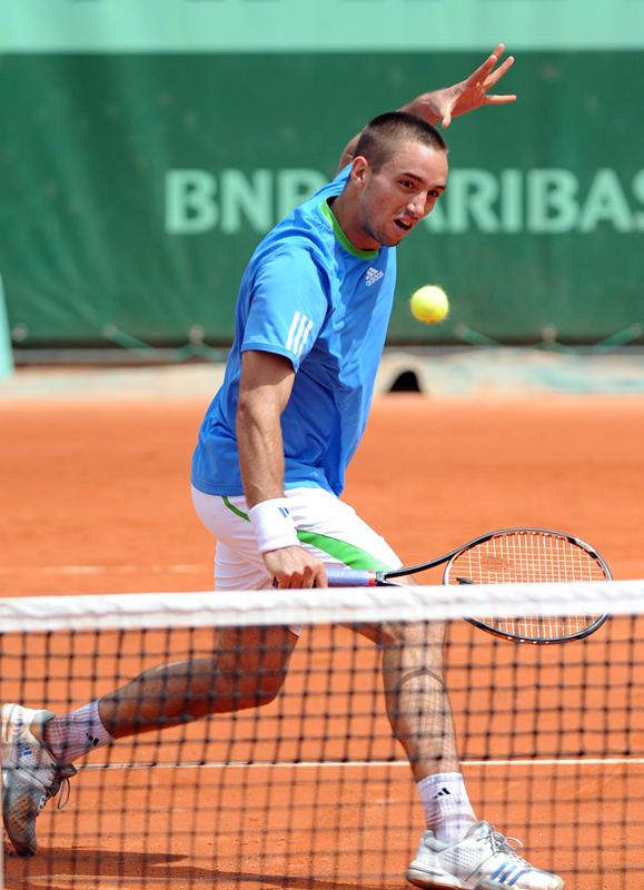 Troicki Victor 2011 Roland Garros