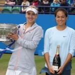 Vesnina & Hampton TrophyEastbourne2013