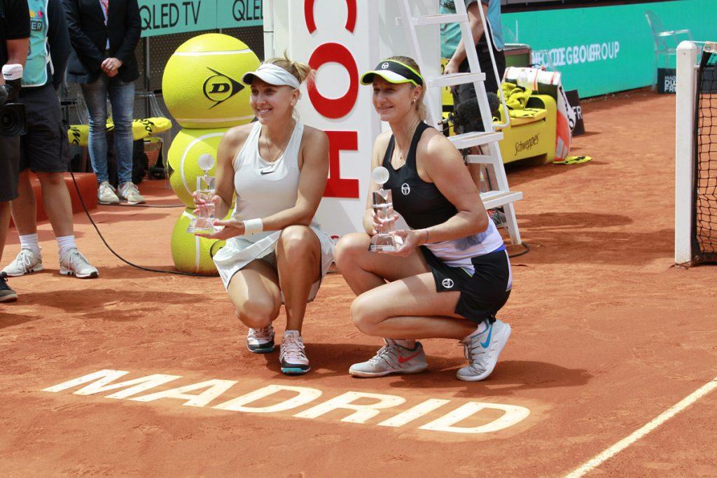 Vesnina-Makarova campeonas dobles MMO 2018 01