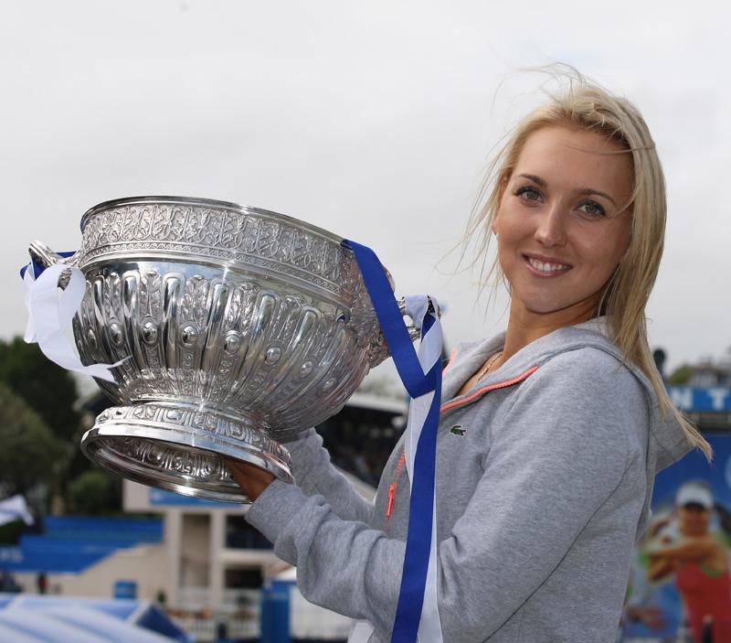 Vesnina Trophy Balcony 1Eastbourne2013