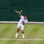 Wimbledon 2014 Wawrinka-