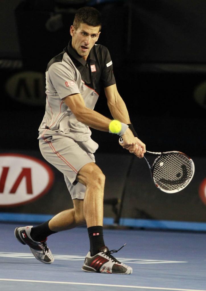 Djokovic – Open-Australia- Martes 21-01-2014