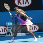 Foto Williams-Open-Australia-Miércoles-15-01-2014