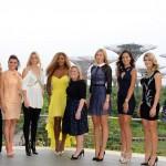 foto las 8 mejores WTA