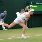 Wimbledon 2014 Wozniacki