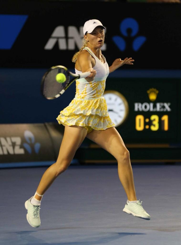 Wozniacki Open Australia Jueves 16/01/2014
