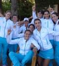 Foto del equipo de club tenis chamartin chicas