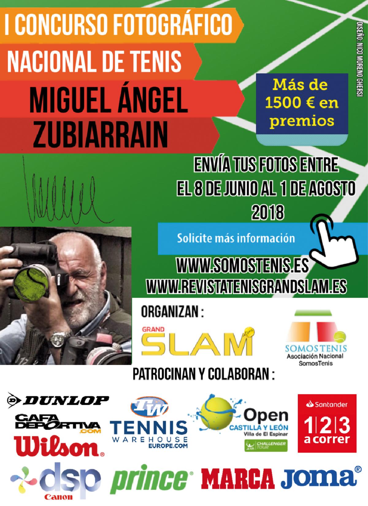 cartel concurso fotografia M.A. Zubiarrain