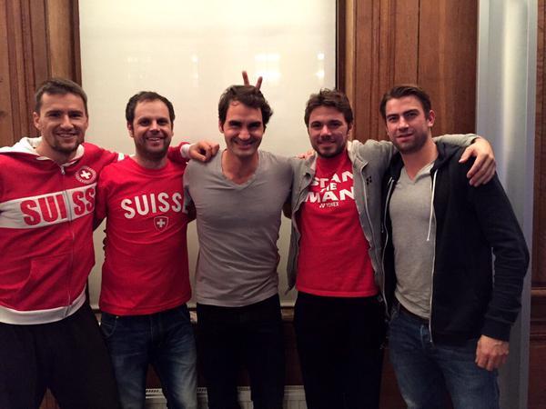 equipo suizo davis