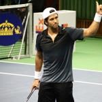 Stockholm Open . Fernando Verdasco