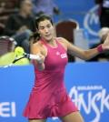 Muguruza en Sofia WTA