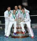 Foto equipo Republica Checa campeona davis 2013