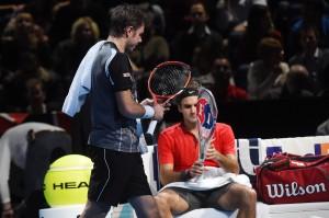 Foto Federer wawrinka