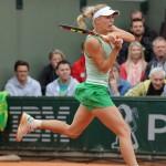Roland Garros 2014 wozniacki