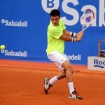 Roberto Bautista. Conde Godó 2014. Open Banc Sabadell