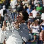 Foto Djokovic ganador de Indian Wells 2014-3