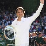 Foto Roger Federer wimbledon 2014