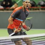 Foto Rafa Nadal gana Gulbis Doha 2014