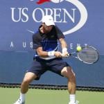 Foto Andujar en US Open 2013 2