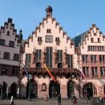 Foto Ayuntamiento de Frankfurt, lugar del sorteo 01