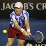 Foto Berdych - Open-Australia- Jueves 23-01-2014