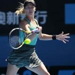 Foto Bouchard - Open-Australia- Martes 21-01-2014
