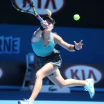 Foto Bouchard - Open-Australia- Jueves 23-01-2014