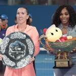 Serena Williams y Jankovic Pekin 2013