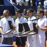 Campeones de Dobles Open Banc Sabadell Huta-Robert2