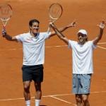 Campeones de Dobles Open Banc Sabadell Huta-Robert