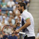 Foto Cilic US OPEN 2014