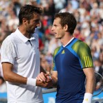 Cilic y Murray Queens