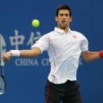 Djokovic China Open 2013