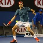 Federer- Open-Australia- Lunes 20-01-2014
